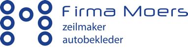 Firma Moers - Zeilmaker - Autobekleder logo